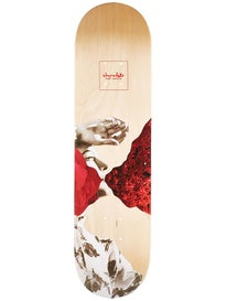 Chocolate Anderson Dru Collage Deck  8.125 x 31.625