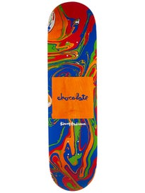 Chocolate Anderson Sumi Chunk Deck  8.125 x 31.625