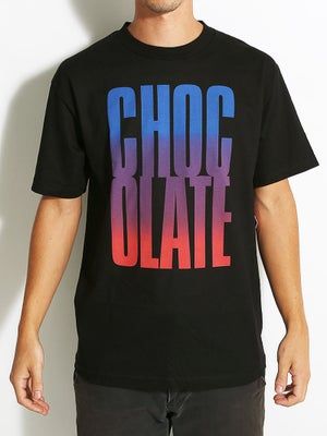 Chocolate Big Chocolate Tee Black MD