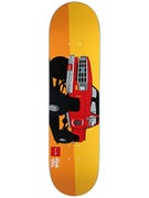 Chocolate Berle Monster Truck Deck  8.125x31.625