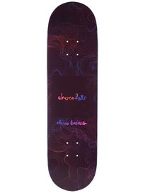 Chocolate Brenes Gravity Deck  8.25 x 32