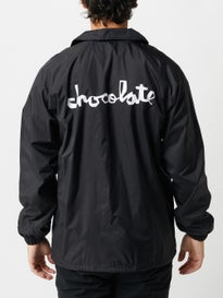Chocolate Chunk Coach Jacket