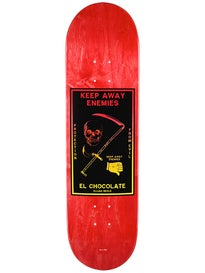 Chocolate Berle Black Magic Deck  8.375 x 31.75