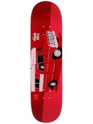 Chocolate Berle Vagabonds Deck  8.5 x 32.25