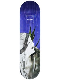 Chocolate Eldridge Dru Collage Deck  8.125 x 31.3