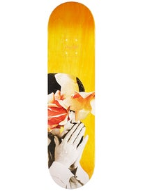 Chocolate Hsu Dru Collage Deck  8.0 x 31.875