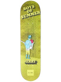 Chocolate Hsu Boys Of Summer Deck  8 x 31.5
