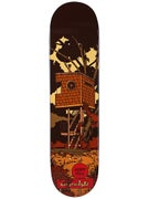 Chocolate Hsu Tree House Deck  8.0 x 31.5