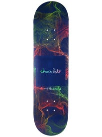 Chocolate Anderson Gravity Deck  8.125 x 31.625