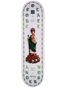 Chocolate Anderson Saints Deck  8.125 x 31.625