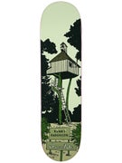 Chocolate Anderson Tree House Deck  8.125 x 31.625