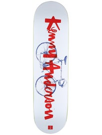 Chocolate Anderson Transportation Deck  8.125 x 31.625