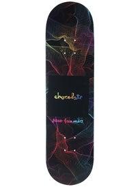 Chocolate Fernandez Gravity Deck  8.125 x 31.3