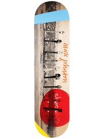 Chocolate Johnson High Desert Deck  8.125 x 31.3