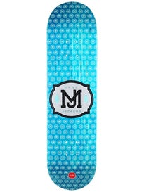 Chocolate Johnson Monogram Deck  8.125 x 31.3