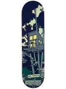 Chocolate Johnson Tree House Deck  8.125 x 31.3