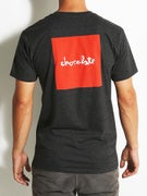 Chocolate Red Square Premium T-Shirt