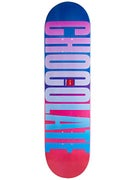 Chocolate Perez League Fade Deck  8.125 x 31.625