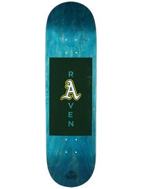 Chocolate Tershy Athletics Deck  8.5 x 31.875