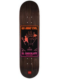 Chocolate Alvarez Black Magic Deck  8.0 x 31.5