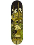 Chocolate Alvarez Tree House Deck  8.25 x 32