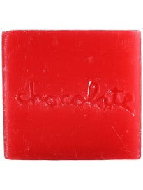 Chocolate Red Square Wax