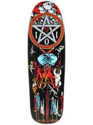 Cliche 101 Natas Devil Worship Deck  9.5 x 31.5
