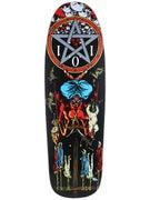 Cliche 101 Natas Devil Worship Silk Scrn Deck 9.5x31.5