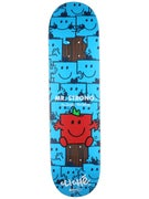 Cliche Brophy Mr. Men Impact Deck  8.125 x 31.7