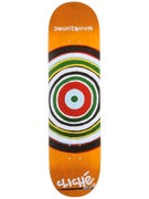 Cliche Espinoza Painter Series Deck  8.25 x 31.7