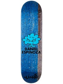 Cliche Espinoza Monsieur Madame Blue Deck  8.125 x 31.7