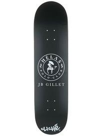 Cliche Gillet Helas 2 w/Beanie Deck 8.0 x 31.7