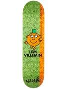Cliche Villemin Monsieur Madame Deck  7.75 x 31.1