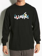 Cliche Mr. Men Handwritten L/S T-Shirt