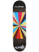 Cliche Eldridge Painter Series Deck  8.125 x 31.7