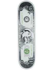 Cliche Paul Hart Dollar Bill Deck  8.0 x 31.7