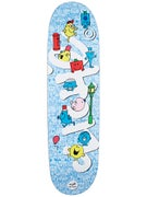 Cliche Mr. Men Team Directional Deck  8.625 x 32