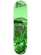 Cliche Winter Street Series Deck  8.0 x 31.7