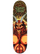 Cliche Winter Satan Directional Deck  8.625 x 32