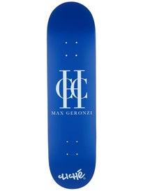 Cliche Geronzi Helas 2 w/Beanie Deck 8.125 x 31.7