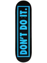 Consolidated Don't Do It Deck 8.5 x 31.75