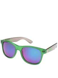 Creature Freakers Sunglasses Trans Green/Trans Grey