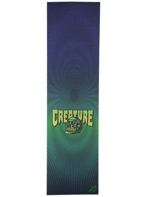 Creature Psych Griptape by Mob Green/Blue