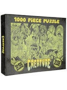 Creature Glow In The Dark Puzzle 1000pc