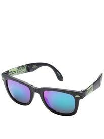 Creature Tango Foxtrot Sunglasses  Black