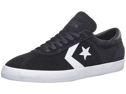 Converse Breakpoint Pro Shoes Black/White/Black