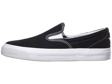 025510661ff2 Converse One Star CC Slip-On Shoes Black White