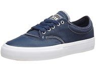Converse Crimson Canvas Shoes  Navy/White/Natural