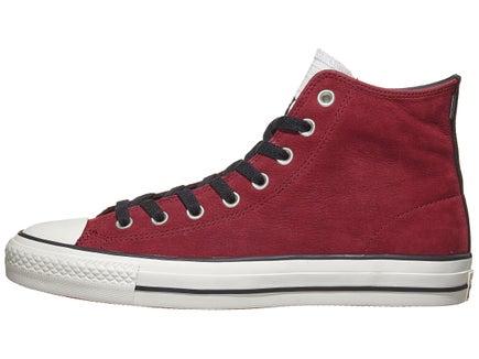714077f90ea7 ... 50% off converse ctas pro hi shoes pomegranate red black egret 80c6b  9692f