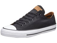 Converse CTAS Pro Shoes  Black/Rubber/White